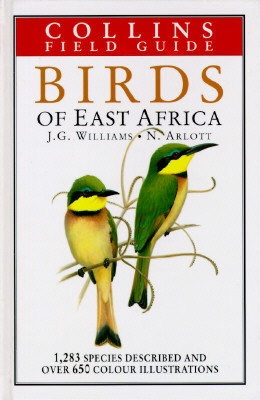 Image for Birds of East Africa (Collins Field Guides)