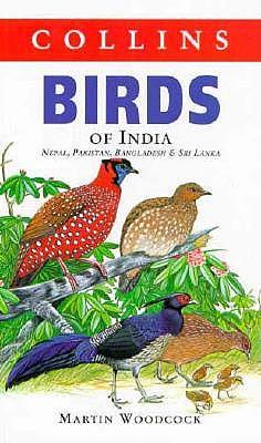 Birds of India, Martin W. Woodcock