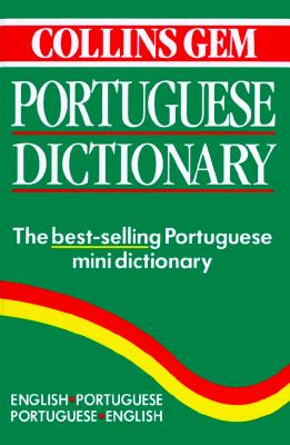 Image for Collins Gem Portuguese Dictionary