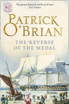 The Reverse of the Medal, Patrick O'Brian