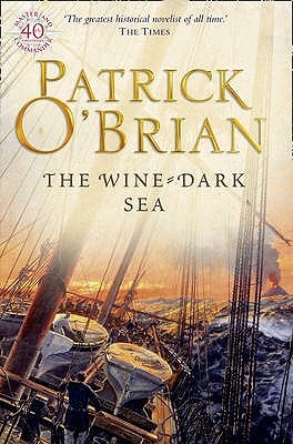 The Wine-Dark Sea, Patrick O'Brian