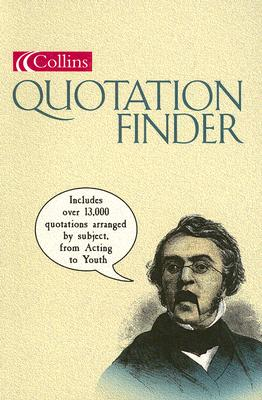 Image for Collins Quotation Finder