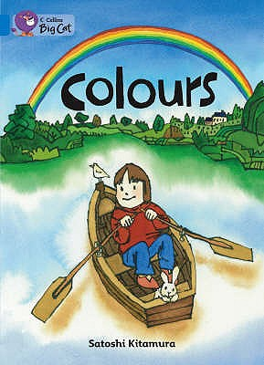 Image for Colours (Collins Big Cat)