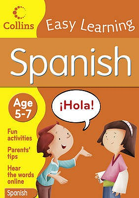 Collins Easy Learning Spanish  Age 5-7