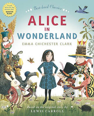 Image for Alice in Wonderland (Best-Loved Classics)