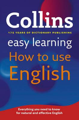Image for Collins Easy Learning How to Use English