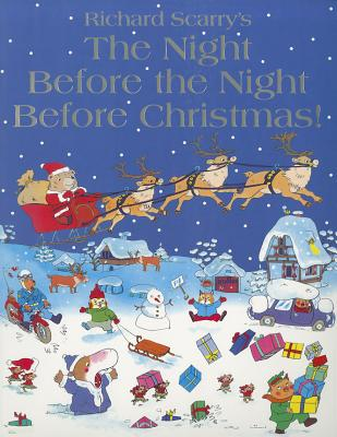 Image for Richard Scarry's the Night Before the Night Before Christmas!