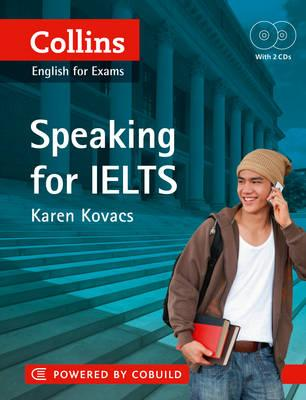Collins Speaking for IELTS, Kovacs, Karen E.