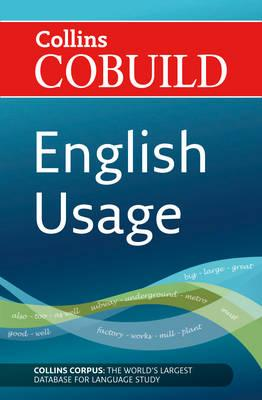 Image for Collins Cobuild English Usage