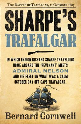 Image for Sharpe's Trafalgar