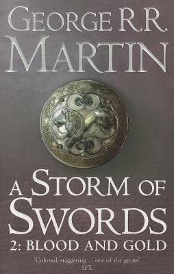 Image for A Storm of Swords: Part 2 Blood and Gold #3 A Song of Ice and Fire