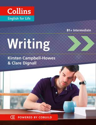 Image for Collins English for Life: Writing B1+ Intermediate