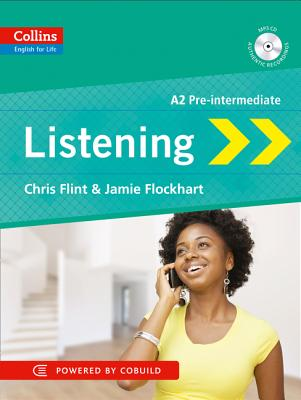 Image for Collins English for Life: Listening A2 Pre-Intermediate