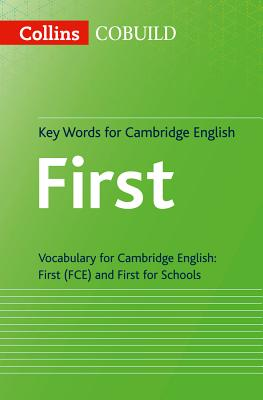 Image for Key Words for Cambridge English First  FCE