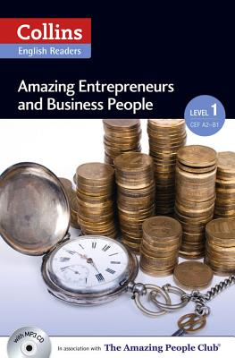 Image for Amazing Entrepreneurs & Business People  A2