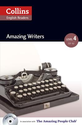 Image for Amazing Writers: Collins English Readers  B2