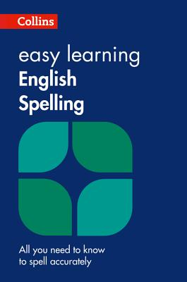 Image for Collins Easy Learning English Spelling 2nd Edition