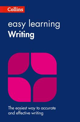 Image for Collins Easy Learning English - Easy Learning Writing