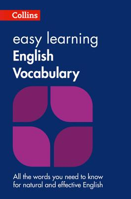 Image for Collins Easy Learning English - Easy Learning English Vocabulary