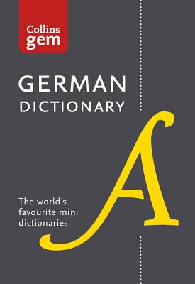 Image for Collins Gem German Dictionary