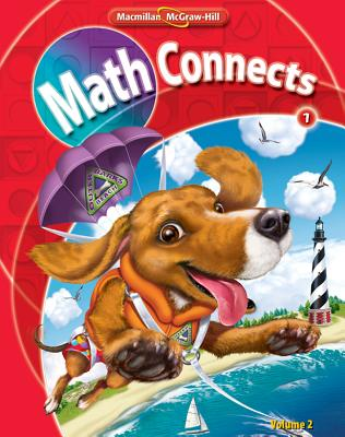 Image for Math Connects, Grade 1, Consumable Student Edition, Volume 2 (ELEMENTARY MATH CONNECTS)