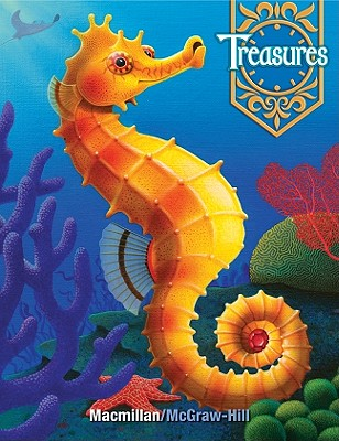 Treasures, A Reading/Language Arts Program, Grade 2, Book 1 Student Edition, McGraw-Hill Education (Author)