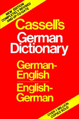 Image for Cassell's Standard German Dictionary (Plain)