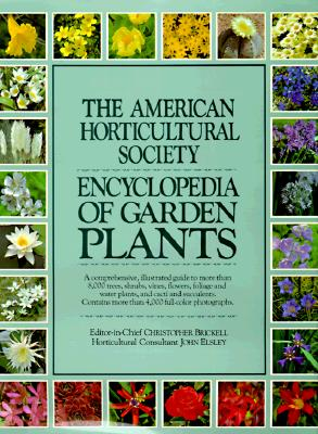 Image for American Horticultural Society Encyclopedia of Garden Plants
