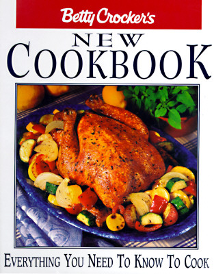 Image for Betty Crocker's New Cookbook: Everything You Need to Know to Cook (8th Ed.)