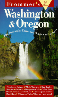 Image for Frommer's Washington & Oregon (Frommer's Washington and Oregon)