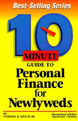 Image for 10 Minute Guide to Personal Finance for Newlyweds (10 Minute Guides)