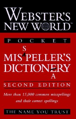 Image for Webster's New World Misspeller's Dictionary