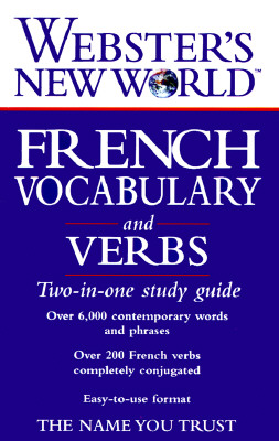 Image for Webster's New World French Vocabulary and Verbs