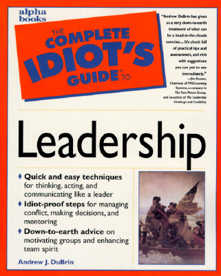 Image for The Complete Idiot's Guide to Leadership