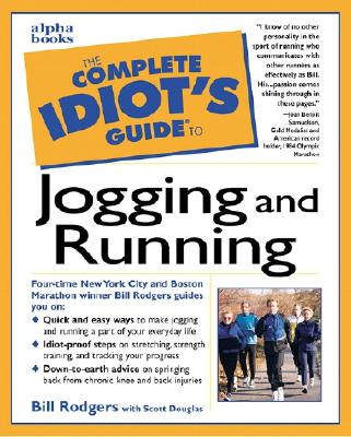 Image for COMPLETE IDIOT'S GUIDE TO JOGGING AND RUNNING