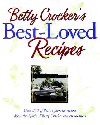 Image for BETTY CROCKER'S BEST-LOVED RECIPES