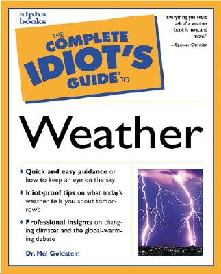 Image for The Complete Idiot's Guide to Weather
