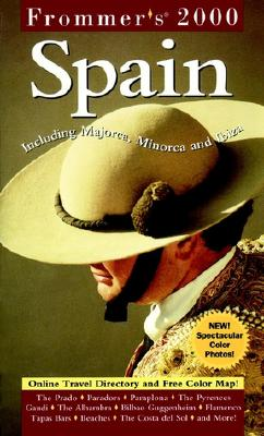 Image for Frommer's Spain 2000 (Country Annual)
