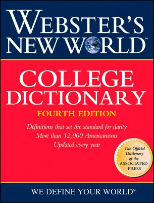 Webster's New World College Dictionary: Fourth Edition