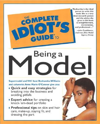 Image for COMPLETE IDIOT'S GUIDE TO BEING A MODEL