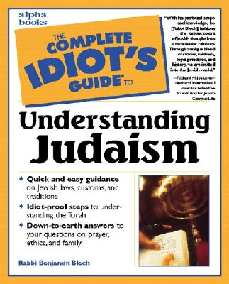 Image for The Complete Idiot's Guide to Understanding Judaism
