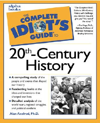 Image for The Complete Idiot's Guide to 20th-Century History
