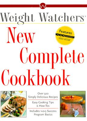 Image for WEIGHT WATCHERS : NEW COMPLETE COOKBOOK