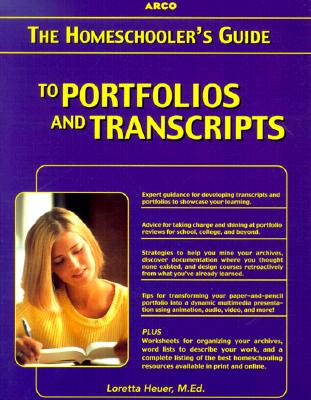 Image for Homeschooler's Guide to Portfolios and Transcripts