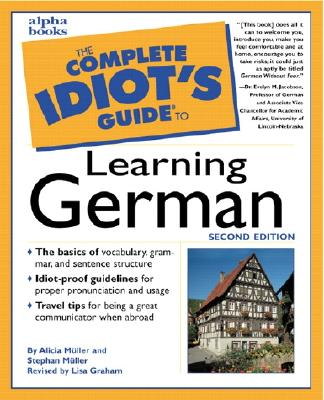 Image for The Complete Idiot's Guide to Learning German (2nd Edition)