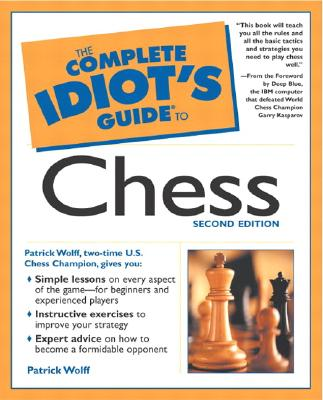 Image for The Complete Idiot's Guide to Chess (2nd Edition)