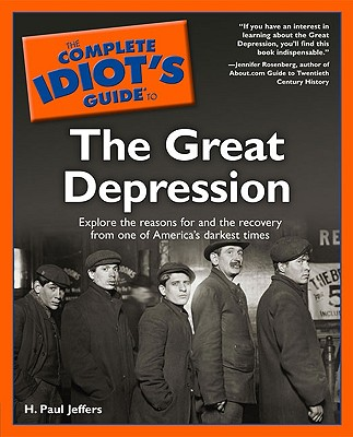 Image for The Complete Idiot's Guide(R) to the Great Depression