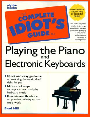 Image for Complete Idiot's Guide to Playing Piano (The Complete Idiot's Guide)