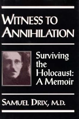 Image for Witness to Annihilation