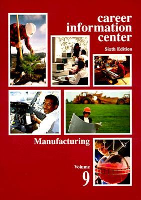 Image for Career Infomation Center, #9: Manufacturing